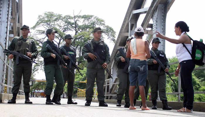El presidente Maduro pone en máxima alerta a las fuerzas armadas - Mundo