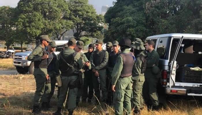 Militares fueron engañados para dar golpe de Estado en Venezuela