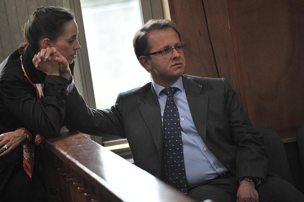 Juez ordenó trasladar a Andrés Felipe Arias a la cárcel La Picota