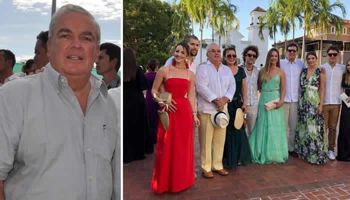 Muere padre de Claudia Bahamón en accidente de tránsito en Bolívar