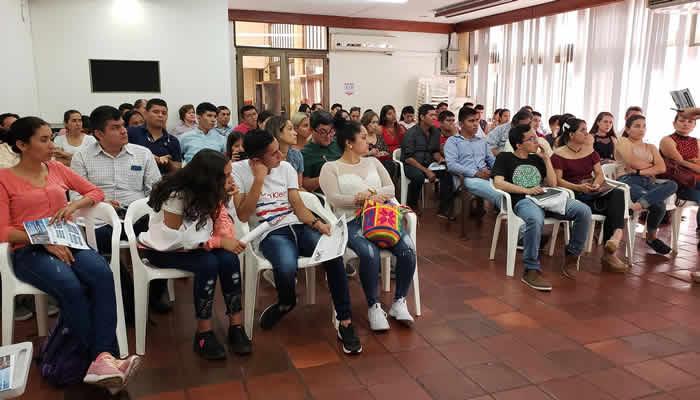 Presentadas oportunidades de crédito educativo en el Fondo Jenaro Díaz Jordán - Opanoticias