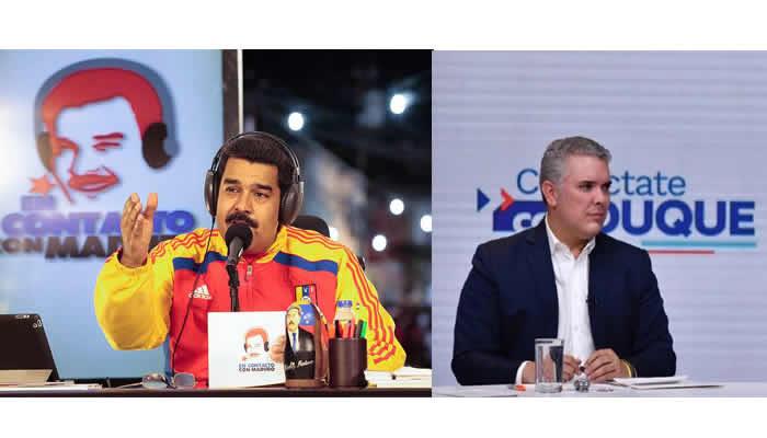 Duque copia a Maduro y lanza su propio programa de Tv