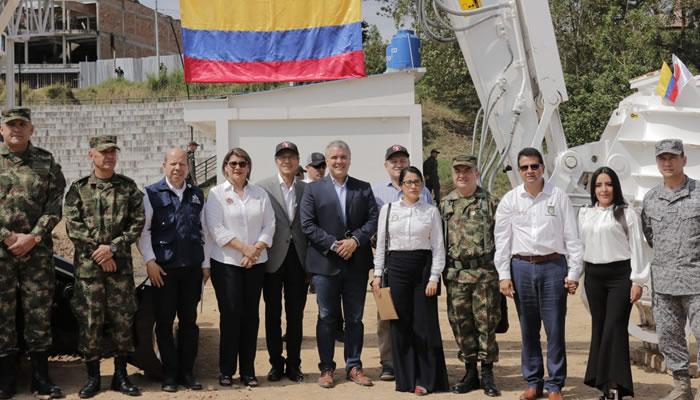 Proyecto vial 4G Neiva-Mocoa-Santana, tiene nuevo concesionario: Duque - Opanoticias