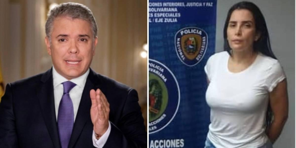 ¡Inédito! Colombiapedirá extradición de Aida Merlano a Juan Gaidó