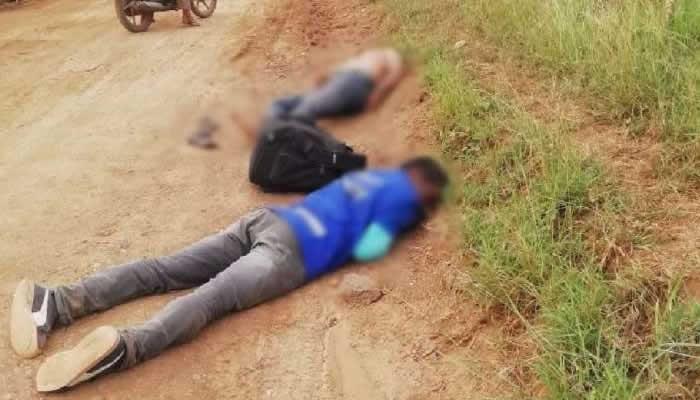 Líder social y su hijo fueron asesinados en Putumayo